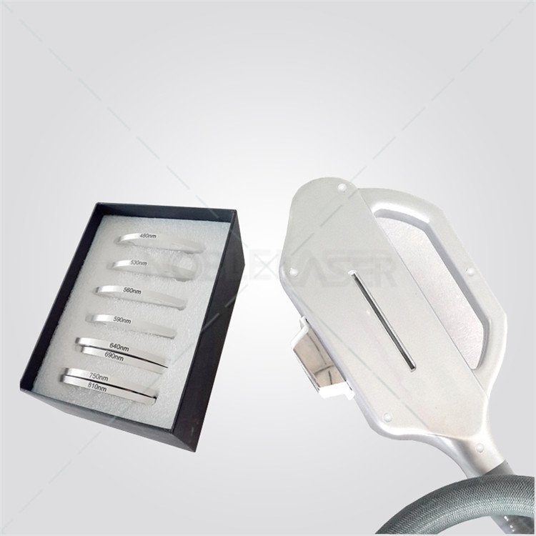 SHR opt aft ipl elight hair removal machine