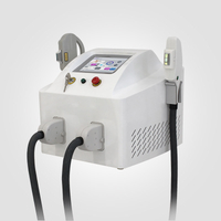 SHR opt aft ipl elight hair removal skin care beauty equipment